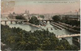 31rf 538 CPA - PARIS - VUE PRISE DU PAVILLON DE FLORE - Panoramic Views