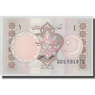 Billet, Pakistan, 1 Rupee, Undated (1983- ), KM:27n, NEUF - Pakistan