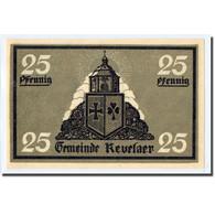 Billet, Allemagne, Kevelaer, 25 Pfennig, Personnage, 1921, 1921-06-01, SPL - Other
