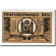 Billet, Allemagne, Ilmenau Stadt, 25 Pfennig, Usine 1, 1921, 1921-01-01, SPL - Other