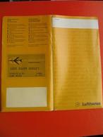Lufthansa - Wereld