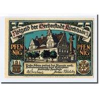 Billet, Allemagne, Kirchhain, 75 Pfennig, Personnage, 1921, 1921-08-01, SPL - Other