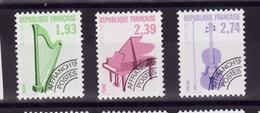 Lot PREOS 1990 Serie 2 N** F203 - Non Classificati