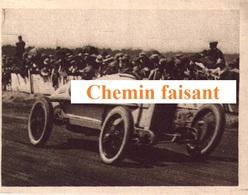 Chromo Cigarettes Du GLOBE DF - Automobiles De Course : MURPHY Sur DUSEMBERG -  Scans Recto-verso - Cigarette Cards