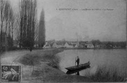 Apremont : Les Bords De L'Allier, Le Passeur - France