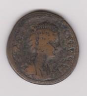 Bronze De Julia Domna Frappé à Otrous En Phrygie - Rare - Roman