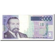 Billet, Belgique, 2000 Francs, 1994-2001, KM:151, SUP - [ 2] 1831-... : Royaume De Belgique