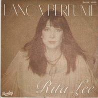 Disque 45 Tours RITA LEE (1980 BARCLAY 100102) - 2 Titres : LANCA PERFUME / CASA SERIO - Soul - R&B