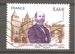 France.2014 Y T N °4842 Alexandre Glais Bizouin. Oblitéré - France
