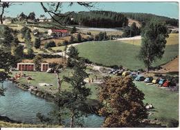 43 SAINT DIDIER EN VELAY **Plage Et Camping Du Prège** ( Voitures Ancienne, 2 Cv, Coccinelle.....) - Saint Didier En Velay