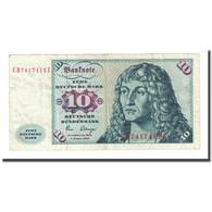 Billet, République Fédérale Allemande, 10 Deutsche Mark, 1980-01-02, KM:31d - [ 7] 1949-… : RFA - Rep. Fed. Tedesca