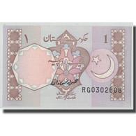 Billet, Pakistan, 1 Rupee, Undated (1983- ), KM:27o, NEUF - Pakistan