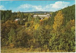 Bad Berleburg - Klinik Wittgenstein  - (D.) - Bad Berleburg