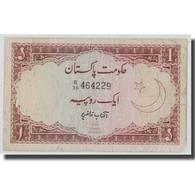 Billet, Pakistan, 1 Rupee, Undated (1973), KM:10a, B+ - Pakistan