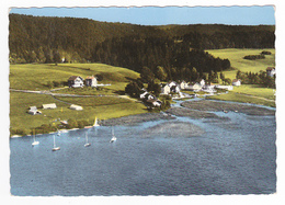 25 Le Lac De Saint St Point N°23467 Malbuisson Vers Pontarlier Un Coin Du Lac - Pontarlier