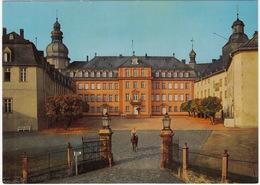 Bad Berleburg - Fürstliches Schloß  - (Reiter)  - (D.) - Bad Berleburg