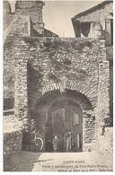 Porte à Machicoulis - Saint-Pons-de-Thomières