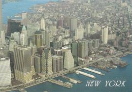 Amérique -- Etats-Unis -- NY -- New York -- Vue Aérienne - New York City