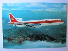 TRANSPORTS - AVION - Tristar Lockheed - 1946-....: Ere Moderne
