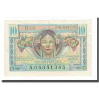 France, 10 Francs, 1947, SUP, Fayette:VF30.1, KM:M7a - Tesoro