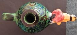POTERIE DROMADAIRE HAUTEUR 18 CM VOIR 3 SCANS - Art Oriental