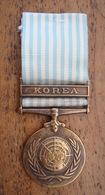 Médaille ONU - KOREA. - Etats-Unis