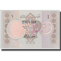 Billet, Pakistan, 1 Rupee, Undated (1983- ), KM:27e, SPL - Pakistan