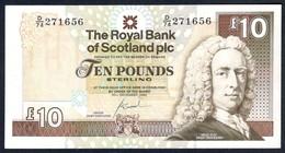 Scotland - 10 Pounds 2007 - Royal Bank Of Scotland - P353b - Scozia
