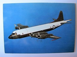 TRANSPORTS - AVION - Lockheed  P-3 Orion - 1946-....: Ere Moderne