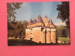 RAMBURES - Le Château - Tours Ouest Et Sud - France