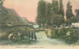 Environs De Vichy 1908; Le Moulin Arnaud - Voyagé. (73 - ND) - Vichy