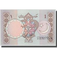Billet, Pakistan, 1 Rupee, Undated (1983- ), KM:27d, NEUF - Pakistan