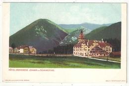 Hôtel Erzherzog Johann Am SEMMERING - Semmering