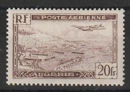 Algérie N° 4A Type II Sans Charniére Et Trés Bon Centrage ** - Poste Aérienne