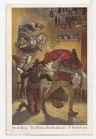 Allemagne. Lot De 4 Cartes. Die Bremer Stadtmufikanten. Illustrateur O. Berrfurth (4278) - Fiabe, Racconti Popolari & Leggende