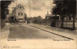 CPA Overveen Bij Haarlem- Spooroverweg. NETHERLANDS (713905) - Haarlem