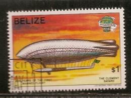 BELIZE     OBLITERE - Belize (1973-...)