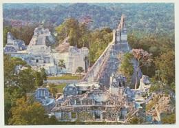 AK  Guatemala Ruinen Tikal En Pleten - Guatemala