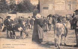 """¤¤   -  VANNES   -  La Foire De La Saint-Patern   -  Marché Aux Boeufs  -  Maison """" PERRODO """"     -  ¤¤ - Vannes"""