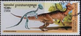 PIA  - 2000 :  CAMBOGIA  - Animali Preistorici - Stegoceras - Cambogia