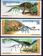 PIA  - 2000 :  CAMBOGIA  - Animali Preistorici - Cambogia