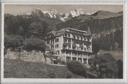 Hotel Blümlisalp-Beatrice - Beatenberg - Photo: W. Schmidt - BE Bern