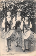 ¤¤  -  NOYAL-PONTIVY   -  Musiciens Noyalais  -  Costumes   - ¤¤ - Francia