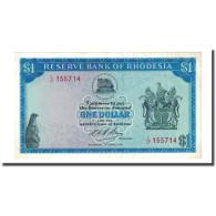 Billet, Rhodésie, 1 Dollar, 1971-04-16, KM:30b, SUP - Rhodésie
