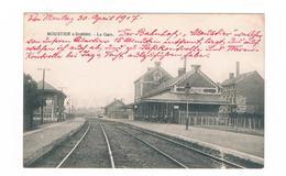 Moustier Sur Sambre La Gare - Jemeppe-sur-Sambre