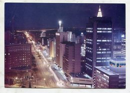 ZIMBABWE - AK 327785 Harare - Samora Machel Avenue At Night - Zimbabwe