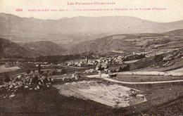Odeillo...vue Generale   Edit Labouche  No.868 - Francia