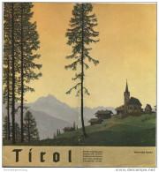 Tirol 1939 - 24 Seiten Mit 24 Abbildungen - Oesterreich