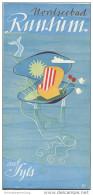 Nordseebad Rantum 1963 Auf Sylt - 8 Seiten Mit 12 Abbildungen - Unterkunftsverzeichnis 12 Seiten Mit 27 Abbildungen Von - Schleswig-Holstein