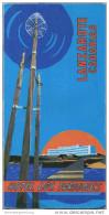 Spanien Lanzerote - Hotel Los Fariones - Faltblatt Mit 10 Abbildung - Spain